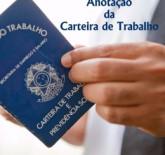 A ANOTAÇÃO DA CARTEIRA DE TRABALHO