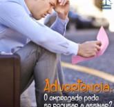 ADVERTÊNCIA ESCRITA