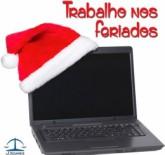 TRABALHO NOS FERIADOS